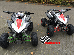 kinderquad Carbon 1.000 watt
